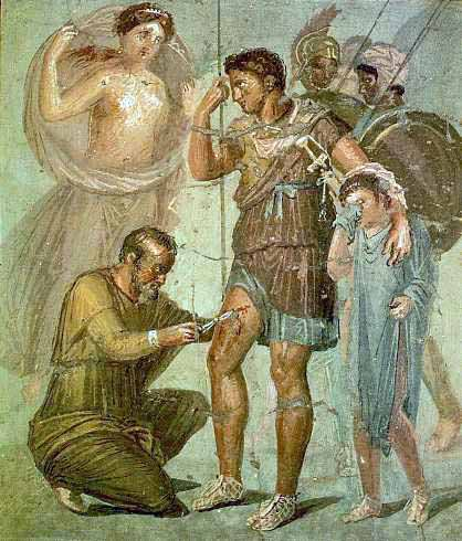 Surgery in Ancient Rome